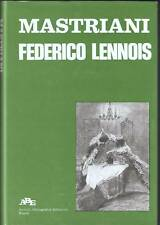 FRANCESCO MASTRIANI - FEDERICO LENNOIS - ROMANZO