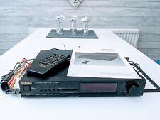 Technics ST-X301L AM/FM/LW Stereo Radio Tuner HIFI Separate Remote & Manual!!!