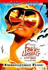 Fear and Loathing in Las Vegas 0025192033926 DVD Region 1