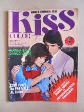 KISS COLOR n°53 1982  Rivista Fotoromanzi  [C69]