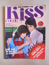 KISS COLOR n°53 1982  Rivista Fotoromanzi  [C69]