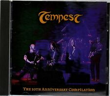 TEMPEST - The 10th Anniversary Compilation - CD Album 1998 Magma Carta