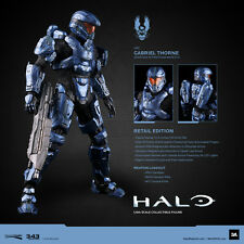 HALO UNSC Spartan Mark IV GABRIEL THORNE Action Figure 1/6 Scale 3A ThreeA Toys