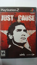 Just Cause (Sony PlayStation 2, 2006) PS2