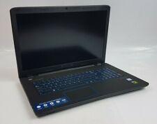 "Medion Erazer Gaming Laptop 17.3"" P7647 Intel i7-7th 2.9GHz 8GB 1.7TB SSD Nvidia"