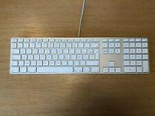 Apple keyboard A1243 AZERTY - Belgium