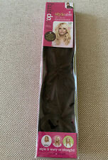 """HAIRDO CLIP IN HAIR BY JESSICA SIMPSON R10 Chestnut/Light Brown 20 """" EXTENSIONS"""