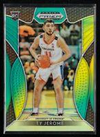 Ty Jerome 2019 - #16/299 - Prizm Draft Picks Green & Yellow Rookie RC Card #88
