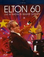 Elton John - Elton 60: Live at Madison Square Garden [New Blu-ray] Ac-3/Dolby Di