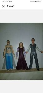 "Buffy / Angel Komplettsammlung !!! 15 Figuren Set + Mega viel Zubehör """