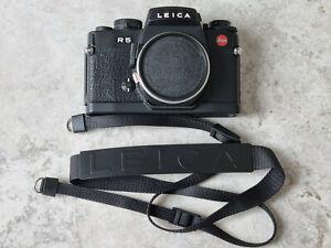 Leica R5 Gehäuse.