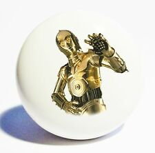 STAR WARS CP HOME DECOR CERAMIC KITCHEN  KNOB DRAWER CABINET PULL