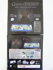 4D Cityscape Puzzle Game of Thrones Mini Westeros