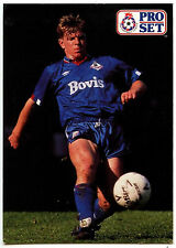 Andy Barlow Oldham Athletic #314 Pro Set Football 1991-2 Trade Card (C364)