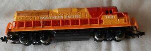 N Scale Bachmann 5163507 SP Southern Pacific GP40 Diesel Locomotive #7031