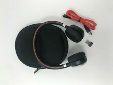 Jabra Evolve 65 UC Stereo Wireless Headset/Music Headphones