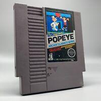Jeu - Popeye - Nintendo - PAL FRA - NES - Nintendo (ML)