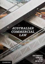Australian Commercial Law, Matthew, Anne, Tan, Vivi, Bozzi, Claudio, Thampapilla