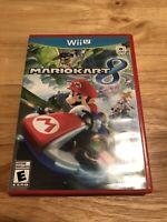 Mario Kart 8 Nintendo Wii U Game CIB
