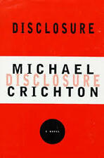 Disclosure by Michael Crichton (Other printed item, 1994) FREE DELIVERY TO AUS