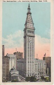 New York Metropolitan Life Insurance Build. ngl 204.193