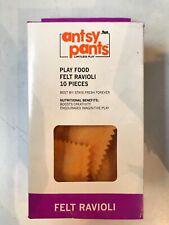 Antsy Pants Ravioli Play Food - 10 Felt Ravioli - New