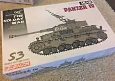 1/35 Arab Panzer IV ~ The Six Day War ~ Dragon DML #3593