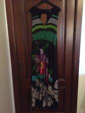 abito donna lungo Desigual Taglia M/L