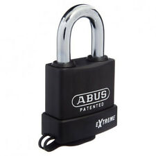 ABUS Extreme Padlock-KEYED ALIKE Abus Padlocks Free Postage-83WP63NKD