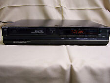 Sharp DX-611 CD Player SIMPLE Single Compact Disc deck APMS APSS