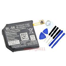 Watch Urbane 2nd Edition Lte Lg W200 New original Lg Bl-S6 570mAh Battery for Lg