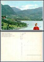 NORWAY Postcard - Telemark, Rutten Hardanger, View Of Roldal C8