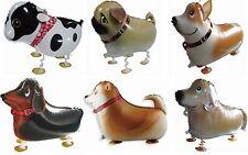 Actopus 6pcs Pet Dog Balloons Walking Animal Balloon Air Walkers Kids Birthda...