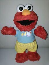 Elmo Sesame Street playskool potty time talking plush doll Interactive 2012