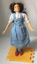 Wizard of Oz Dorothy Doll with Yellow Brick Road Stand by Hamilton Presents