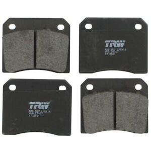 TRW Rear Brake Pad Set for ASTON MARTIN ASTON MARTIN Volante DB6 4.0 DB7 3.2 5.9