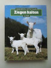 Ziegen halten 1997