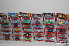 New Disney Pixar Cars!!! PICK ONE CAR!!! Diecast, Mattel, 1:55, ONE CAR INCLUDED
