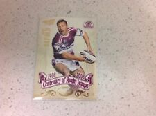 Manly Sea Eagles 2008 Rugby League (NRL) Trading Cards