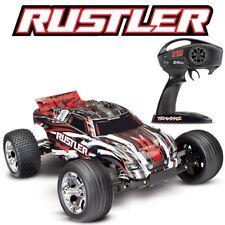 NEW Traxxas 37054-4 Rustler XL-5 1/10 2WD RC Stadium Truck RED Edition - FREE SH