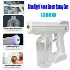 800ML Portable Blue Light Nano Steam Spray Gun Sprayer Machine Large Capacity