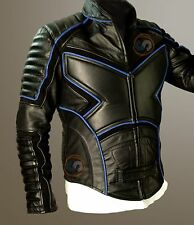 Cyclops X-Man Black Leather Jacket xs,s,m,l,xl,xxl,xxxl