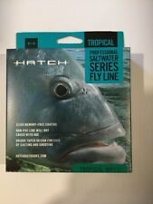 Hatch Saltwater Tropical Intermediate Wf11I Fly Fishing Line