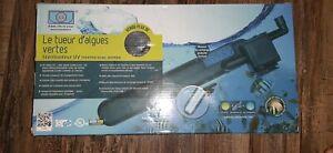 AA Aquarium Green Killing Machine Internal UV Sterilizer with Power Head New 50g