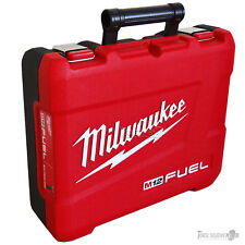MILWAUKEE TOOL CASE SUIT FUEL 12V M12CIW38-0 WRENCH M12CID-0 IMPACT (CASE ONLY)
