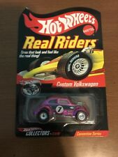 Hot Wheels 21st Annual Convention RLC Real Riders Custom Volkswagen