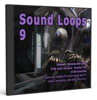 Cinematic Collection Sound Loops 9 Logic Pro FL Studio Ableton Cubase WAV Loops