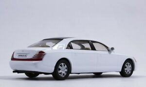 Maybach 62 Luxury Limousine W240 2002 1/43 Altaya DeA IXO PCT