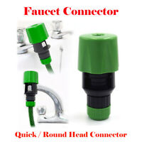 Universal Water Faucet Adapter Tap Connector Kitchen Garden Hose Pipe Fitting AU
