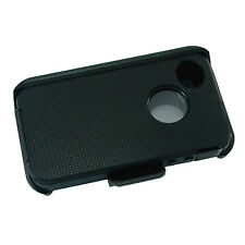 Black New for Apple Iphone 4/4s Case Cover (Belt Clip fits Otterbox Defender)